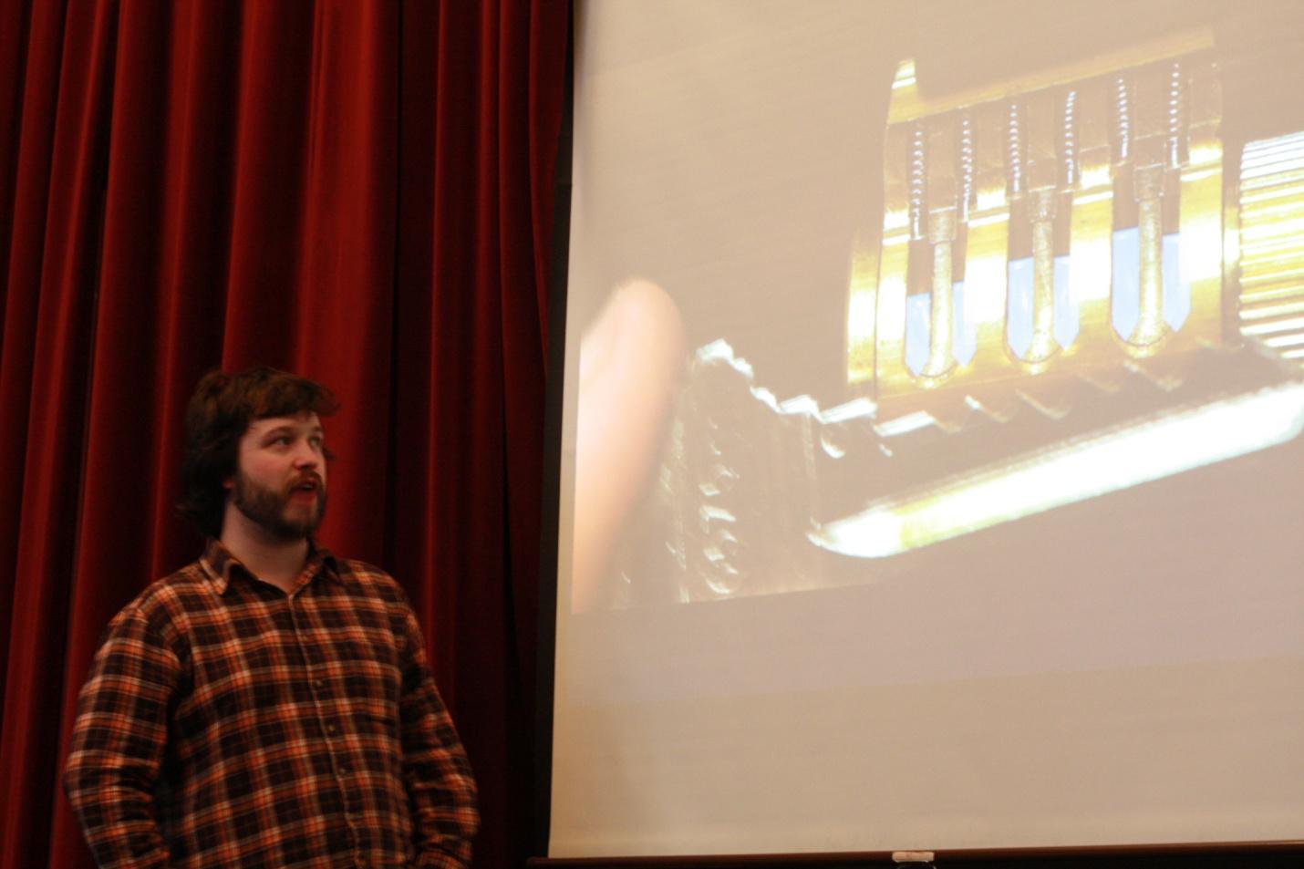 locks presentation