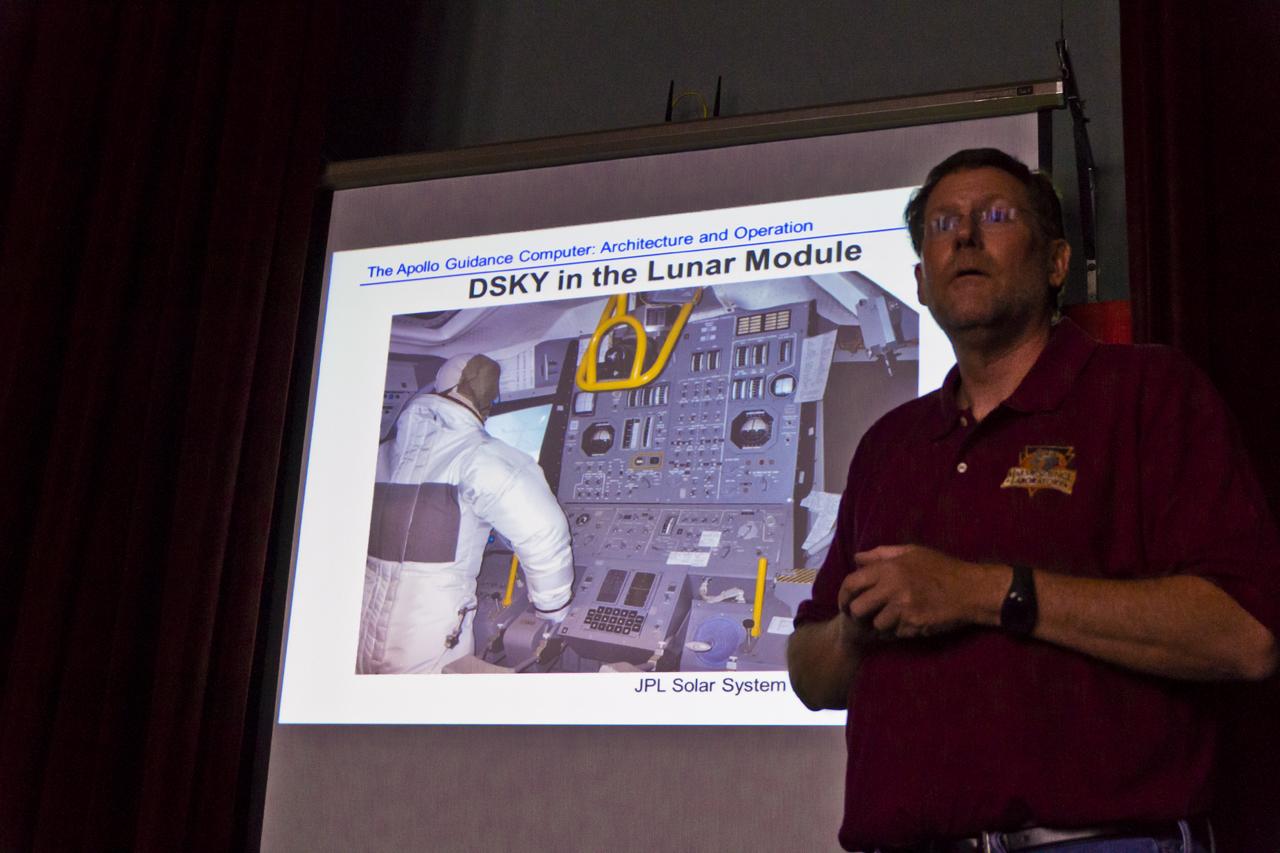 Apollo Guidance Computer Hack Manhattan The Lunar Module