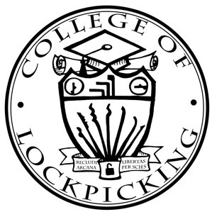 College of Lockpicking returns to Hack Manhattan!