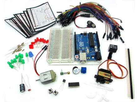 Arduino classes in April and May