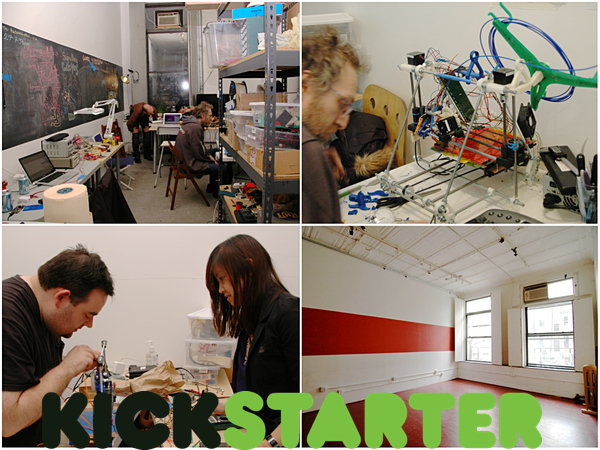 Kickstart our expansion!