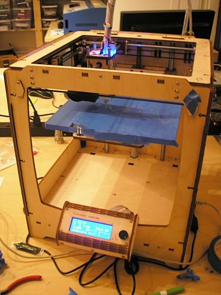 3D Printers Galore!