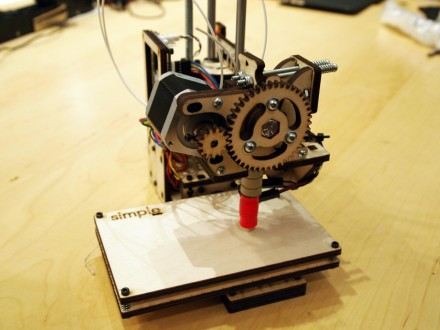 3D Printer Build Workshop